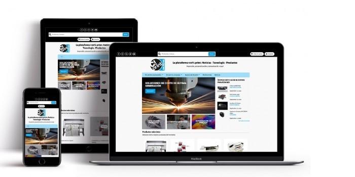 C!Print Madrid lanza la plataforma online C!Print Sourcing