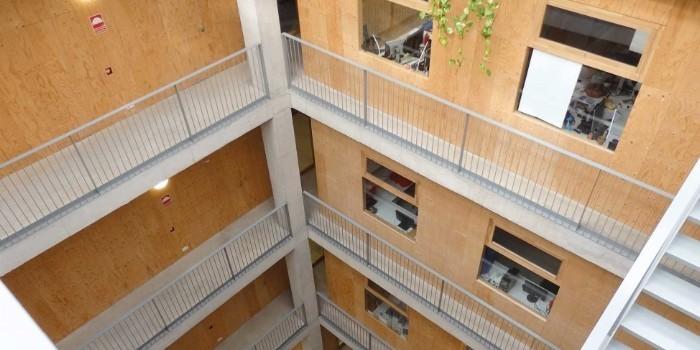 La madera en la nueva arquitectura