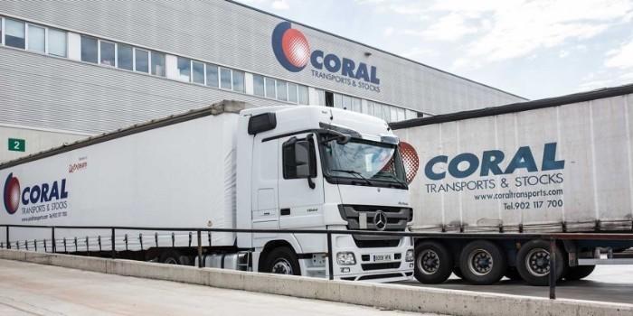 Coral Transports apuesta por una logística integral y humana