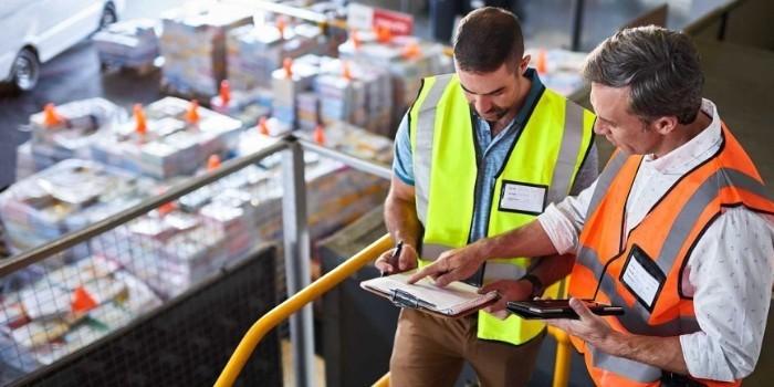 Optimización de los procesos de recepción de mercancías y picking para almacén de suministro hospitalario