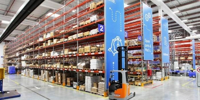 AR Racking equipa el almacén Smart Data de Thyssenkrupp Elevator