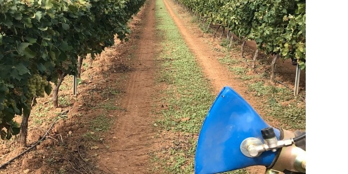 Equipos de tratamiento en viña: una oferta enfocada a la sostenibilidad