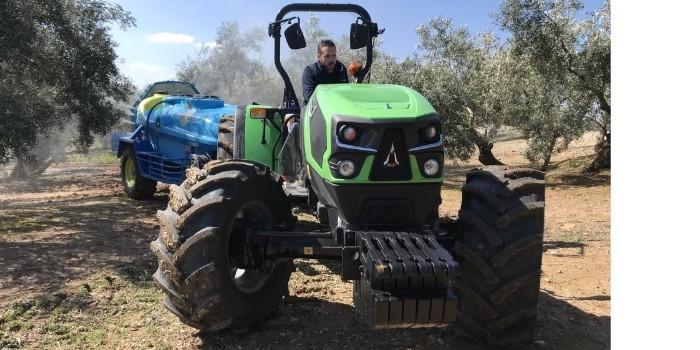 Prueba de campo: Deutz-Fahr 5G TB - Tractor ágil con espíritu olivarero