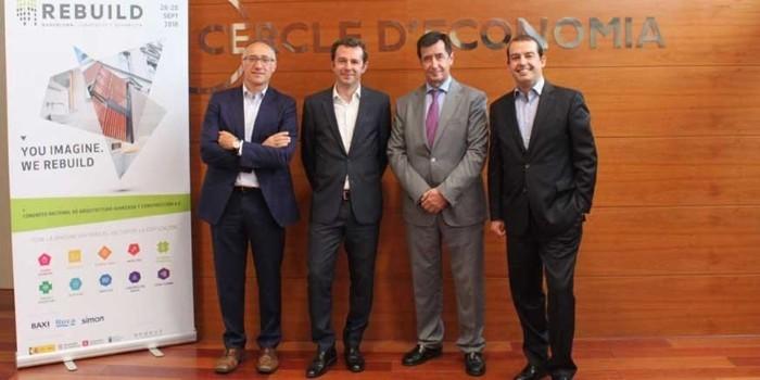 Rebuild llega a España para transformar el sector de la edificación