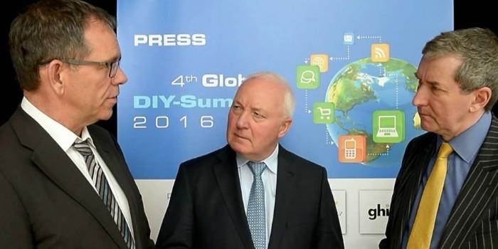 Global DIY Summit, el congreso que reúne a 1.000 altos directivos de 50 países de todo el mundo