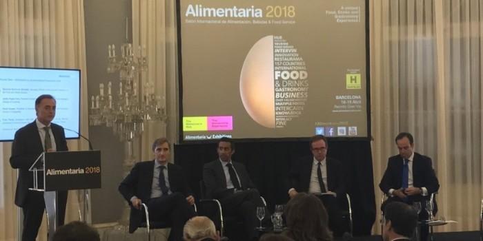 Alimentaria 2018 amplía su influencia internacional para potenciar la industria española
