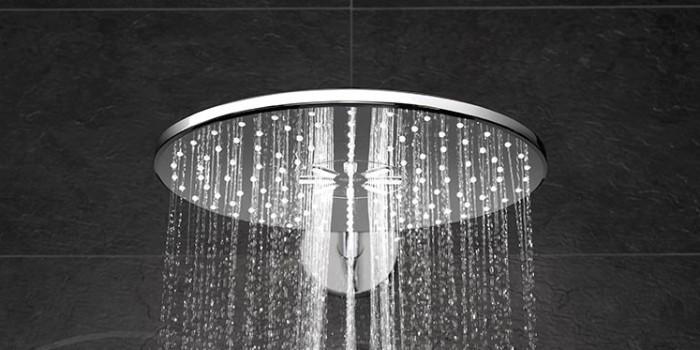 Duplica tu bienestar bajo la ducha, sin obras, de la mano de Grohe