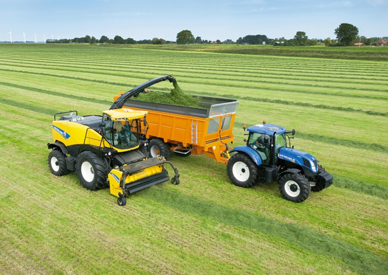 Forage harvesters: features and suppliers-Agriculture