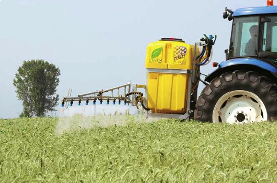 Mounted sprayers: features and suppliers-Agriculture