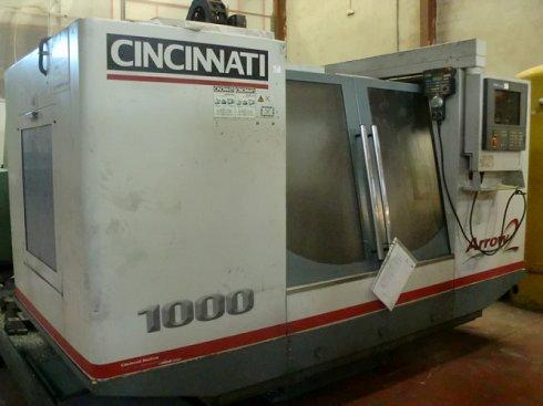 Centro Mecanizado Cincinnati Arrow 2 1000