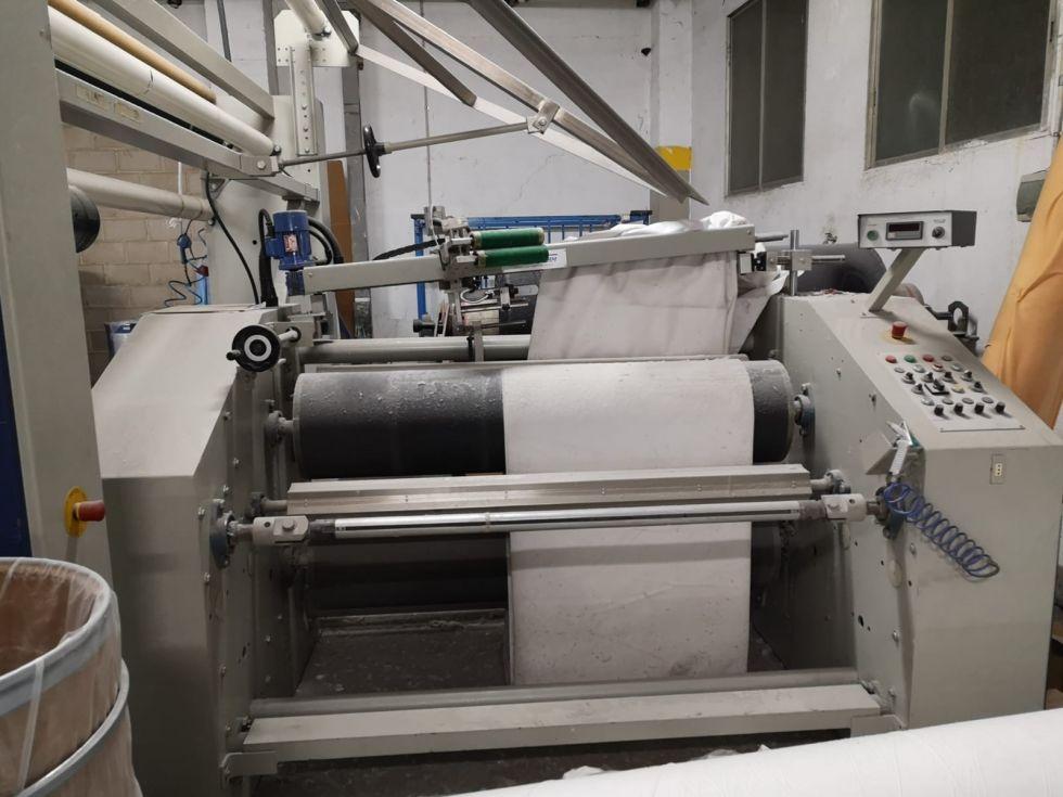 Máquina de doblar