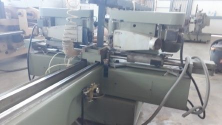 Replantilladora de sillería