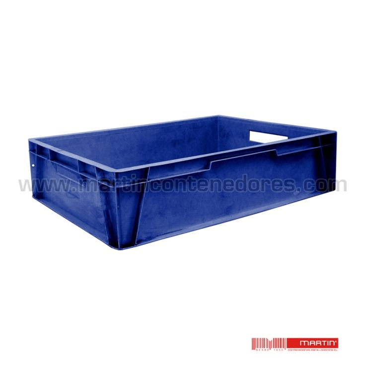 Caja plástica 800x600x200 mm