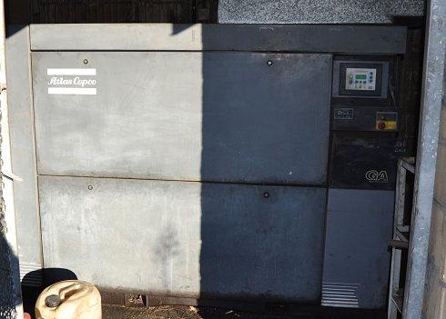 Compresor ATLAS COPCO 100 CV