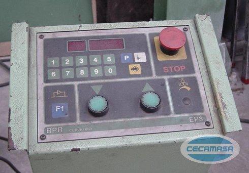 Curvadora BPR