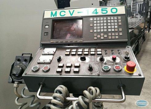 Centro de mecanizado DAHLIH MCV 1450