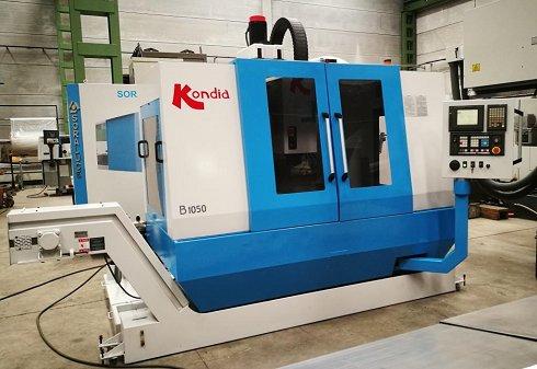 Centro de mecanizado KONDIA B1050