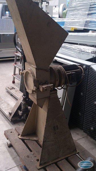 Molino triturador