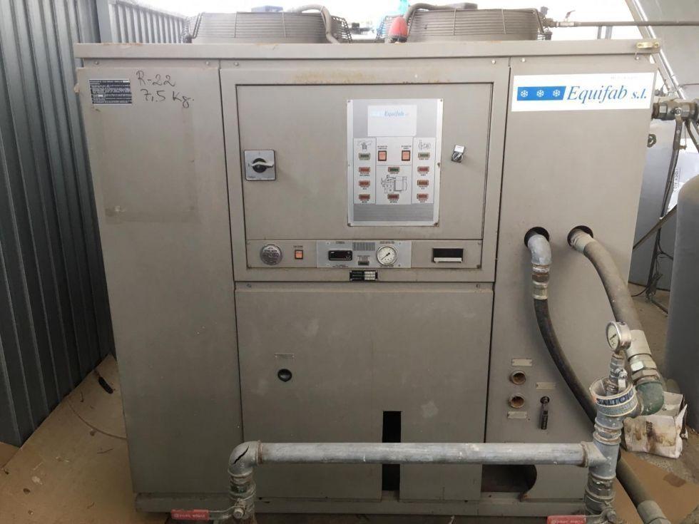 Refrigerador equifab