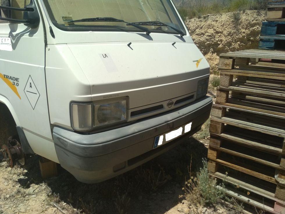 Camión Caja Abierta