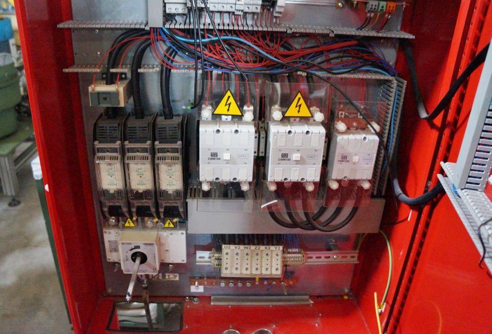 Sistema contraincendios