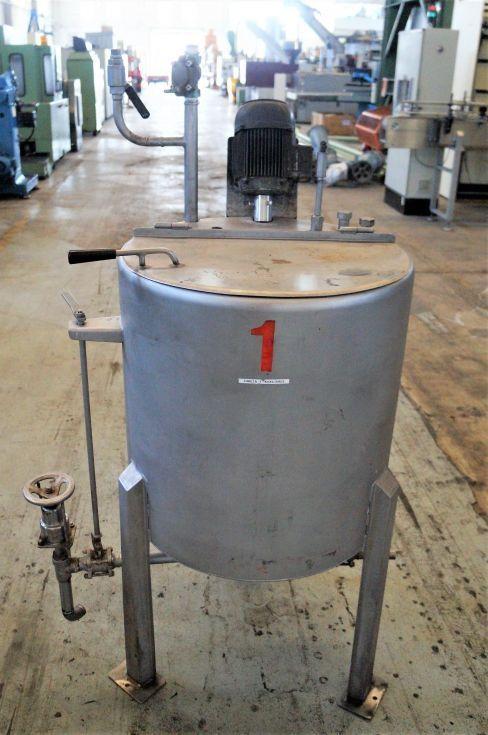 Depósito de Acero Inox 316