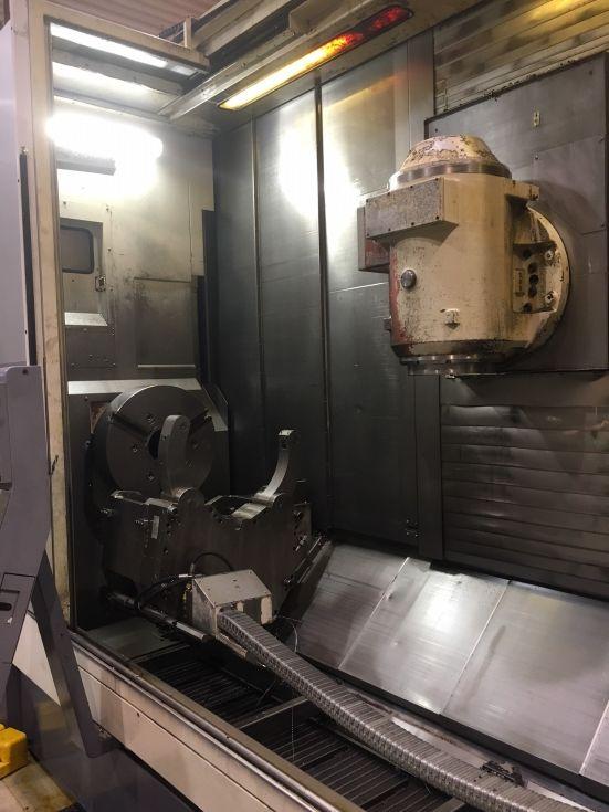 Mazak Integrex e650H Mill Turn Ø 920 x 4000 xmm 5073 = Mach4metal