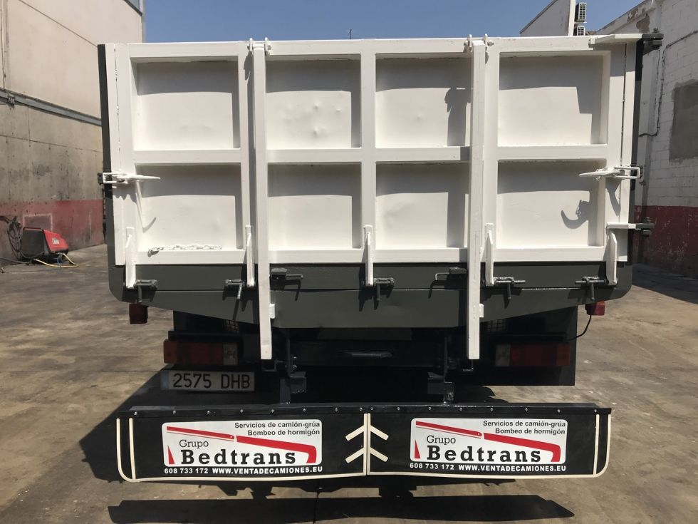 Camion grua Iveco Eurotrakker 440 Palfinger 44002 G