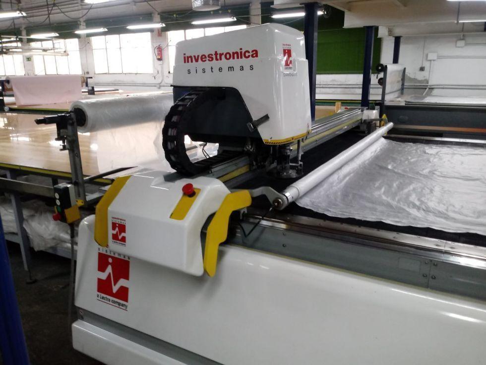 Corte Automatico Multicapa Investronica 2004