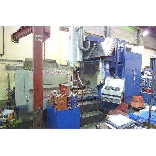 CNC Fresadora de portico