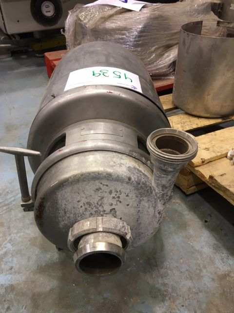 Bomba centrifuga felez sa-300s acero inoxidable de segunda mano