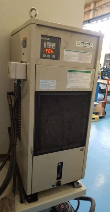 Centro de mecanizado LAGUN L-1000