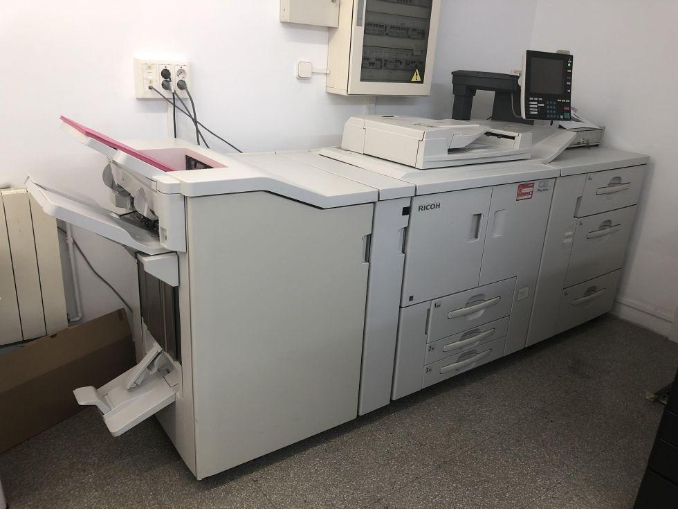 Impresora De producción b/n