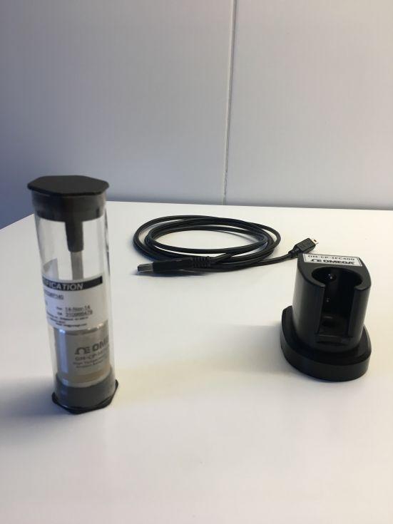 Medidor de Temperatura para Autoclaves