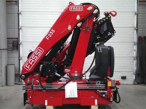 Grúa Fassi F235A.2.26 e-dynamic (nueva)