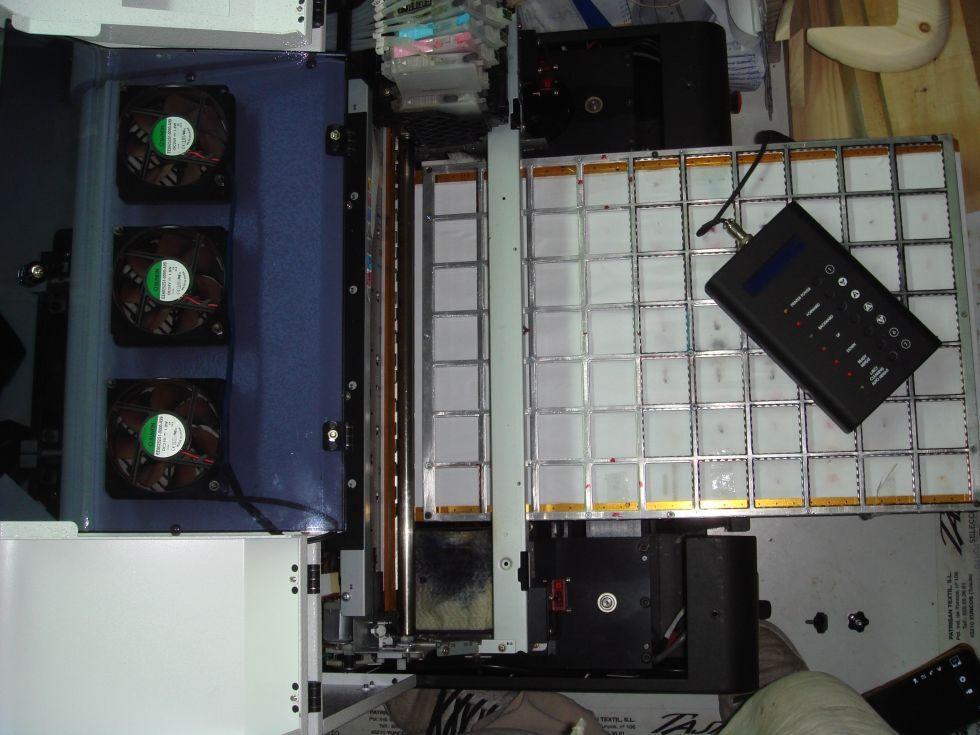 Impresora digital industrial