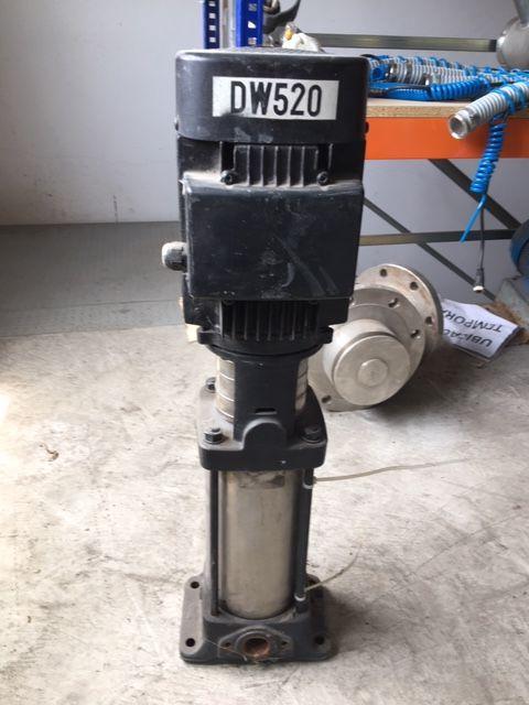 Bomba centrifuga multicelular grundfos cr4-100