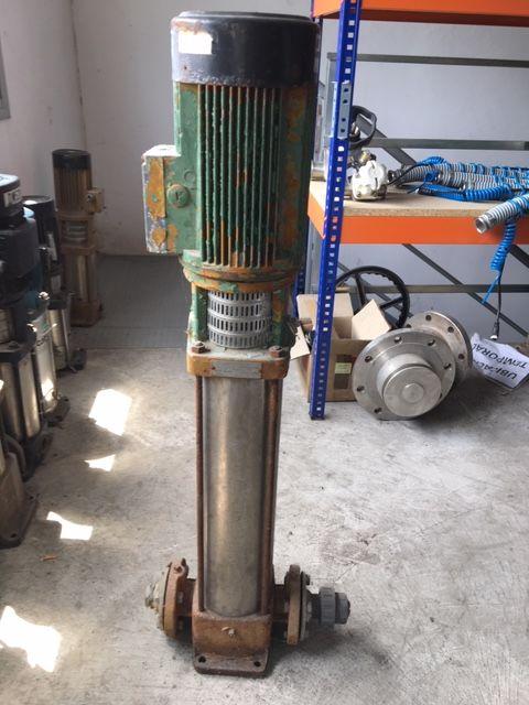 Bomba centrifuga multicelular grundfos cr4-190 f