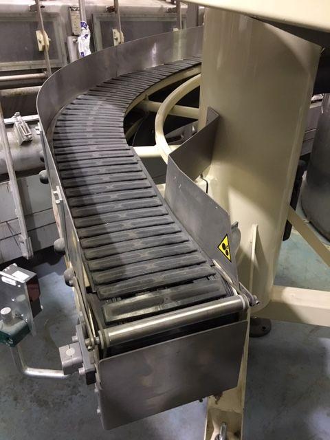 Transportador espiral ambaflex spiralveyor sv