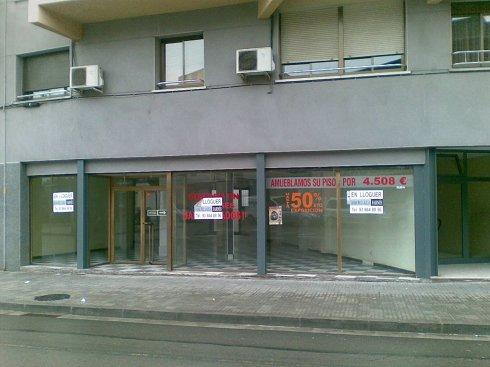 Local comercial de 2ª mano en alquiler [003017]
