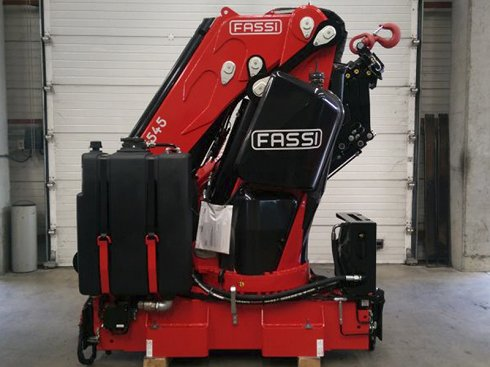 Grúa Fassi F545RA.2.28 (nueva)