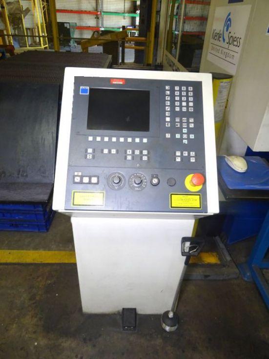 CNC Cortadora por laser