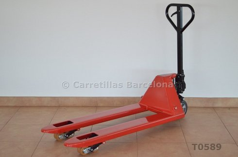 Transpaleta manual Lifter GS BASIC