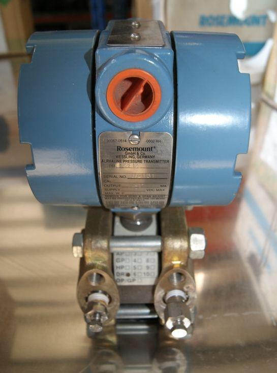 Transmisor de presión
