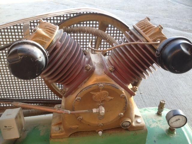 Compresor de Piston en V