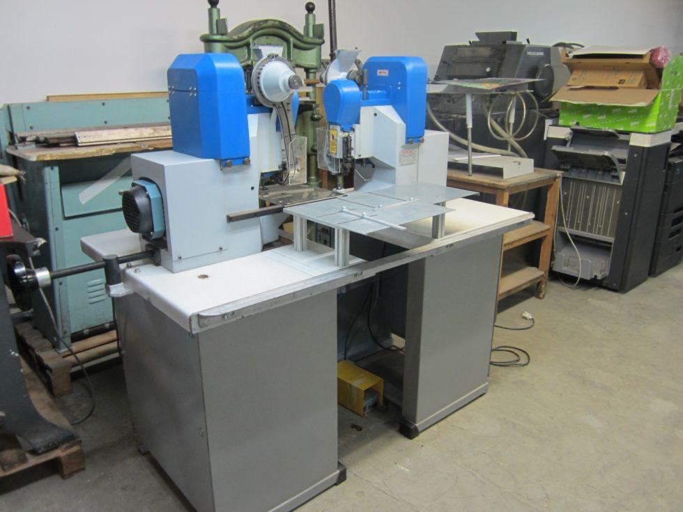 Remachadora automatica
