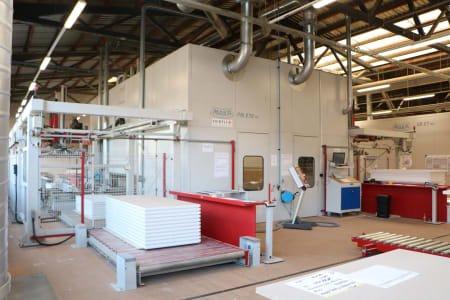 Centro de mecanizado CNC MAKA PM 270 TBZ