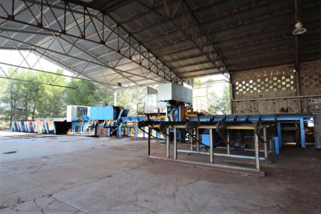 Aserradero BAR - GAR GR.DES.TRONZ.BG-9A