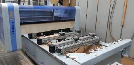 Centro de mecanizado CNC WEEKE BMG111 / Venture 108