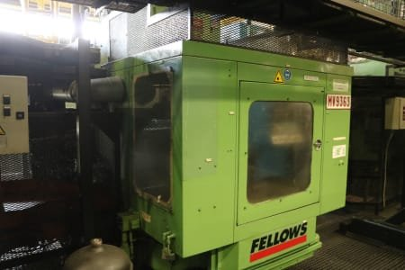 Talladora de engranajes por cortador CNC FELLOWS FS 630-200